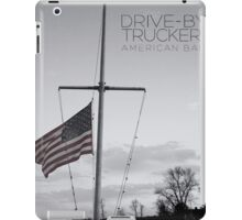 TARAZON01 Drive-By Truckers american band Tour 2016 iPad Case/Skin