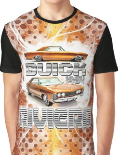 Buick Riviera 1964 Graphic T-Shirt