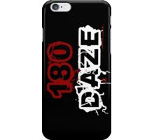180 Daze - Brisbane band iPhone Case/Skin
