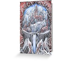 City of the elves Greeting Card