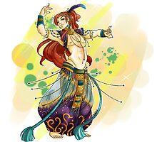 The Dancer by Shadyfolk