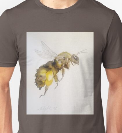 Honey Bee by Liz H Lovell Unisex T-Shirt