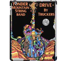 TARAZON03 Drive-By Truckers american band Tour 2016 iPad Case/Skin