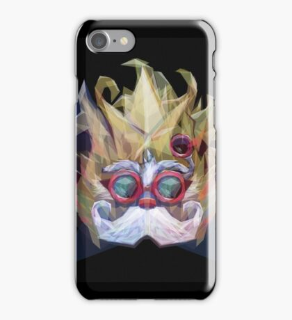 The Revered Inventor iPhone Case/Skin