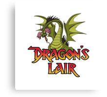 Dragons Lair - Dragon Variant Canvas Print