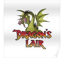 Dragons Lair - Dragon Variant Poster