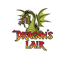 Dragons Lair - Dragon Variant Photographic Print