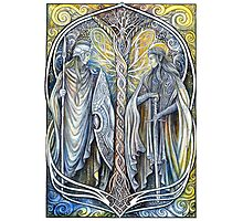 Elven lords Photographic Print