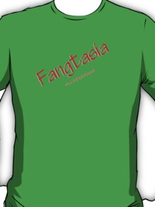 True Blood - Fangtasia, where drinking & biting mix! T-Shirt
