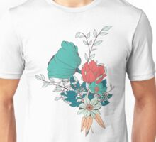 Botanical pattern 014 Unisex T-Shirt