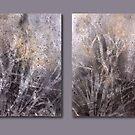 dark grasses by evon ski