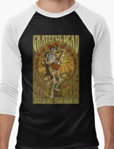 Grateful Dead Summer Jam Men's Baseball ¾ T-Shirt
