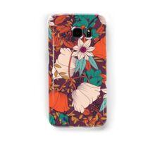Botanical pattern 010 Samsung Galaxy Case/Skin
