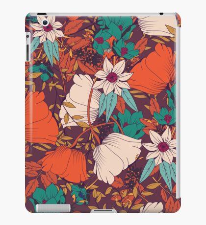 Botanical pattern 010 iPad Case/Skin