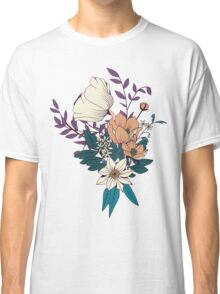 Botanical pattern 008 Classic T-Shirt