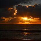 Beach Sunrise by Jess Jones