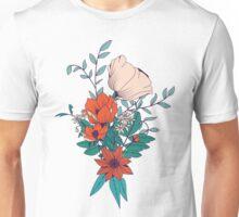 Botanical pattern 002 Unisex T-Shirt