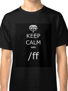 League KCA /ff Classic T-Shirt