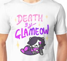 Death by Glameow Unisex T-Shirt