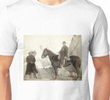 Chief Rocky Bear's home- John Grabill - 1891 Unisex T-Shirt