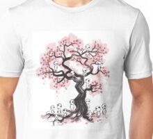 Misty Tree Unisex T-Shirt