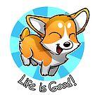 ItOC Life is Good! by AylaStarDragon