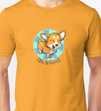 ItOC Life is Good! Unisex T-Shirt