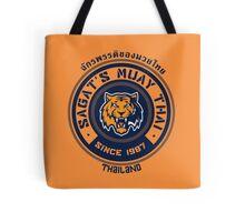 Sagat's Muay Thai 2 Tote Bag