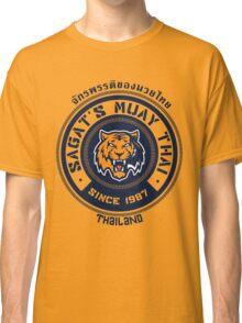 Sagat's Muay Thai 2 Classic T-Shirt