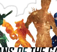 Guardians of the Galaxy Sticker