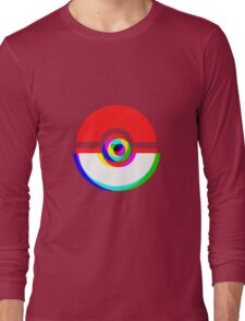 Pokeball Long Sleeve T-Shirt