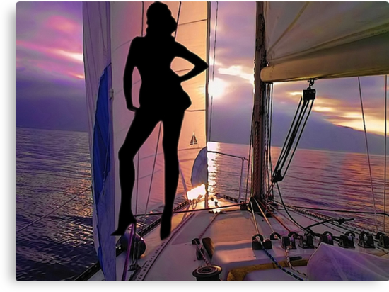 ☝ ☞ SAILING WITH A VIEW FANTASY VACATION -  PICTURE/CARD ☝ ☞ by ✿✿ Bonita ✿✿ ђєℓℓσ
