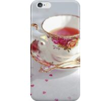 Teatime iPhone Case/Skin