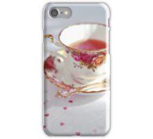 Teatime iPhone Case/Skin