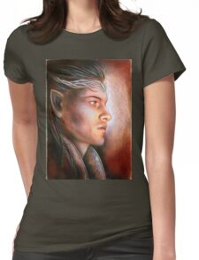 Lord of The Elven City Womens Fitted T-Shirt