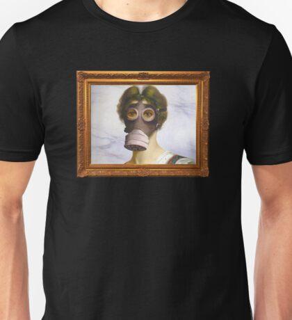 Banksy - Gas Mask Unisex T-Shirt