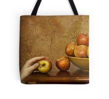 a thief lurks Tote Bag