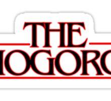 THE DEMOGORGON Sticker