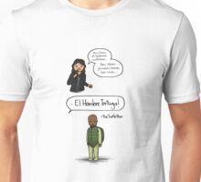 El Hombre Tortuga - AOS Unisex T-Shirt