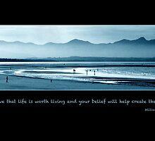 Life is worth living by Lisa Torma