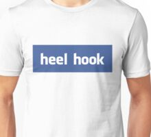Heel hook facebook Unisex T-Shirt