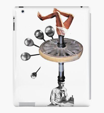 Centrifugal Thinking iPad Case/Skin