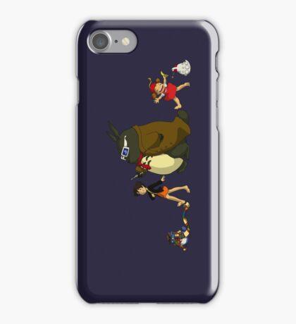 Doctor Totoro iPhone Case/Skin