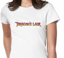 Dragons Lair - Simply Womens Fitted T-Shirt