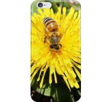 Honey making iPhone Case/Skin