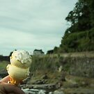 Clotted Ice Cream  by Rob Hawkins
