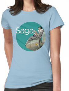Saga - Alana Womens Fitted T-Shirt