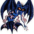Space Bat by Megatrip