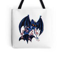 Space Bat Tote Bag