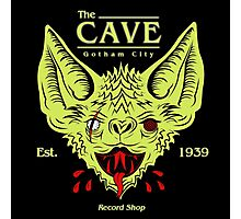 The Cave  Photographic Print